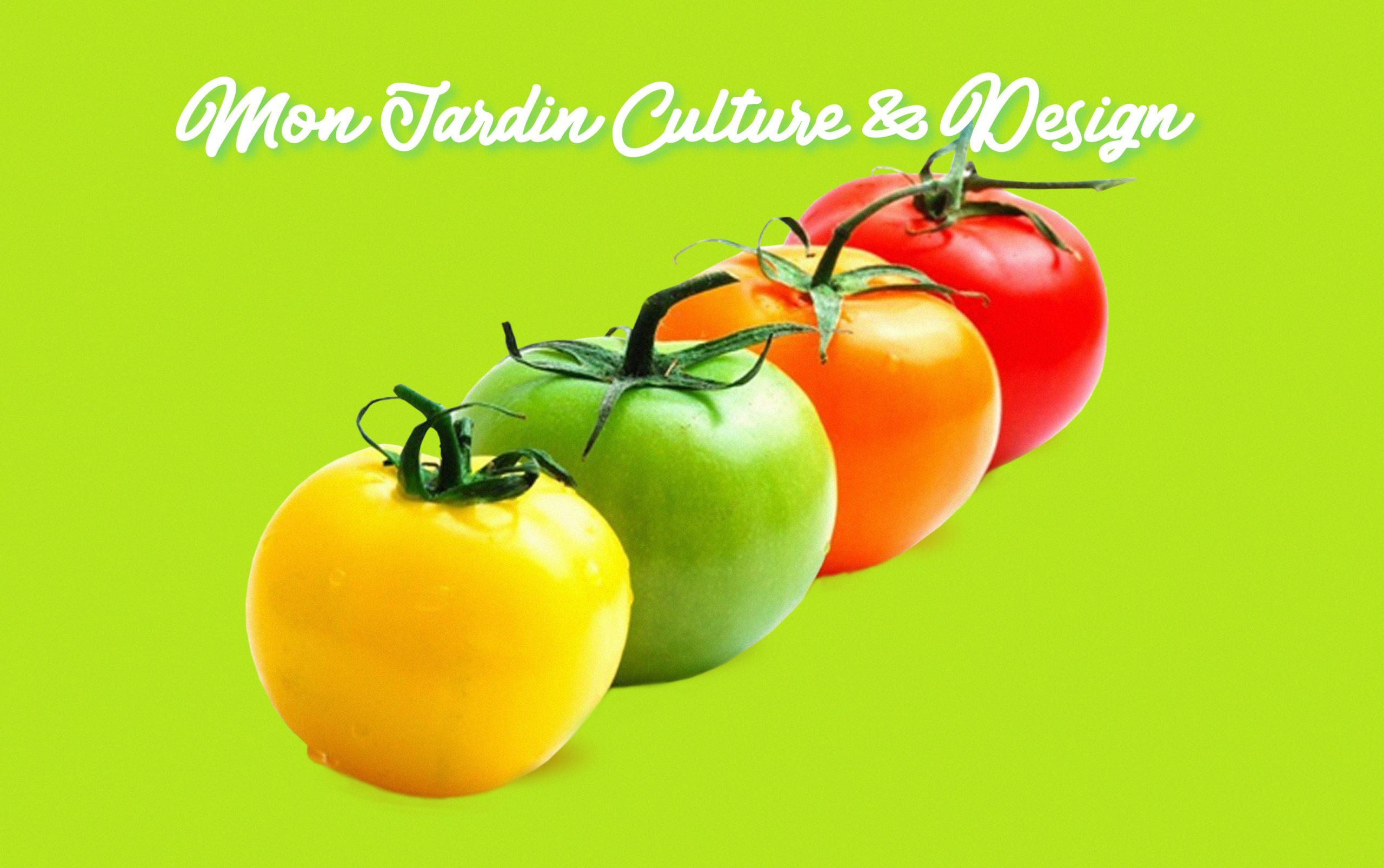 Mangeons de vraies tomates!